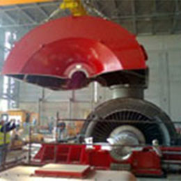 Steam Turbines-DC-SL-DL 50 MW-250 MW