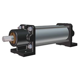 hydraulic-heavy duty cast head cylinders-class 1, 2 and m