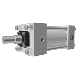 pneumatic-intermediate pressure nfpa square head cylinders-class 6