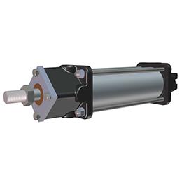 pneumatic-severe service cast head cylinder-class 1 svr
