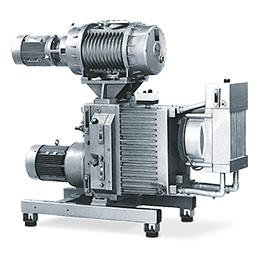 Rotary lobe blower R-VPA