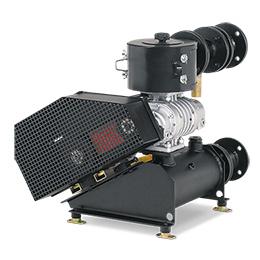 Rotary lobe blower R-WVB