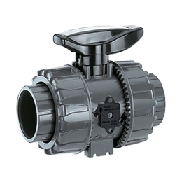 Manually operated ball valve 717