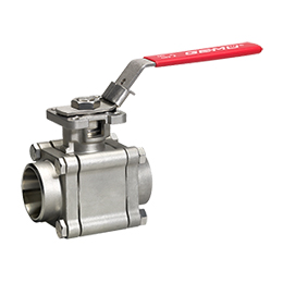 Manually operated ball valve 797