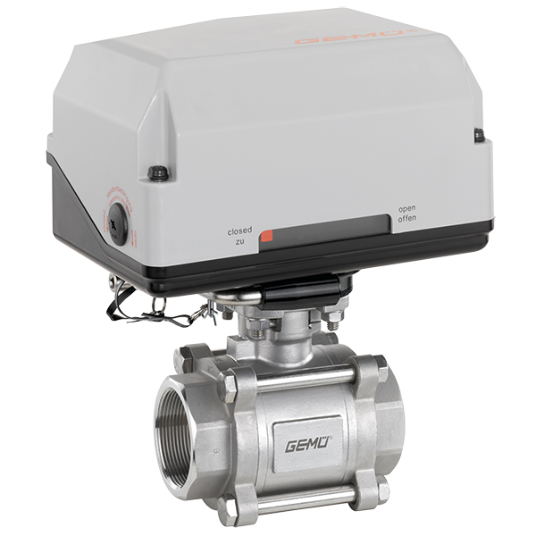 Motorized ball valve 728