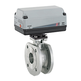 Motorized ball valve 768