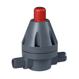 Pressure retaining valve N186