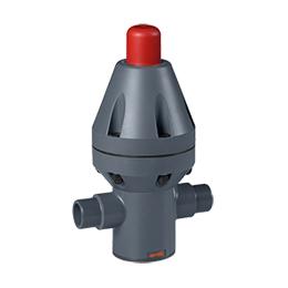 Pressure retaining valve N786