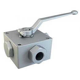 g3k 3-way high pressure ball valves