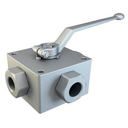 g4k 4-way high pressure ball valves