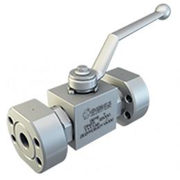 gef 2-way high pressure ball valves