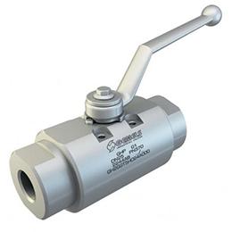 ghp 2-way high pressure ball valves