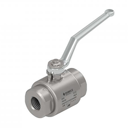 gm 2-way high pressure ball valves