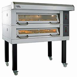 d series deck oven