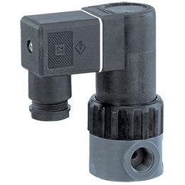 gemu 52 directly controlled 2-2-way solenoid valve