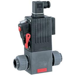 solenoid valve 205