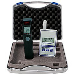 Climate measuring set GFTB 200 set
