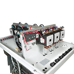Oil-Cooled Resistor Starters