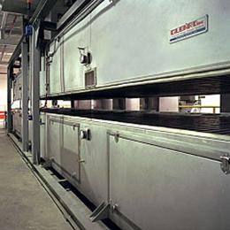 flotation dryers-ovens
