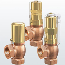 Pressure relief valves-Series 628