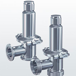 Safety fittings for hygienic applications-Series Hygienic 400