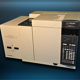 high performance gas chromatograph