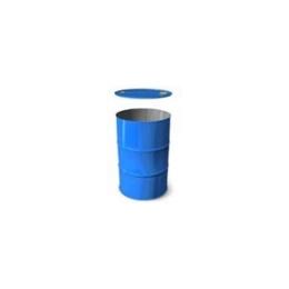 Large Open-Head Steel Drums for Solids & Liquids