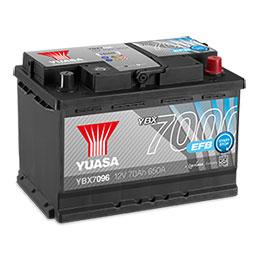 ybx7000 efb batteries