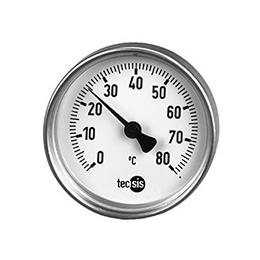 Bimetal Temperature Gauges