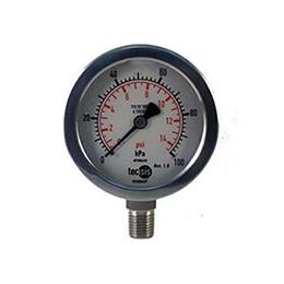 Pressure Gauge 63mm Bottom Thread Tecsis Model P2032