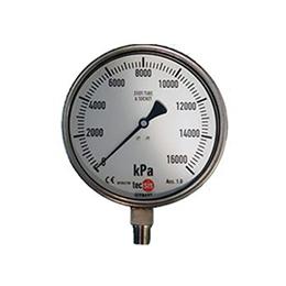 Tecsis Model P2316 Pressure Gauge 160mm Bottom Entry