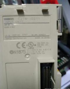 CJ series input unit(CJ1W-ID211)