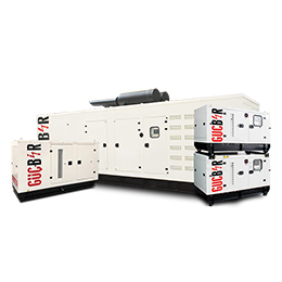 Generator cabins