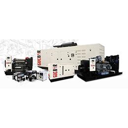 Perkins motorized diesel generator 10 kva - 2500 kva