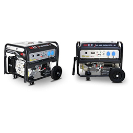 Portable gasoline generator model 1kva - 13kva