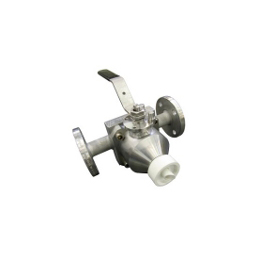 Sampling valve-capacitive ball