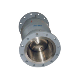 Spring type axial check valve