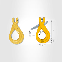 Safety Hook BKG Classic