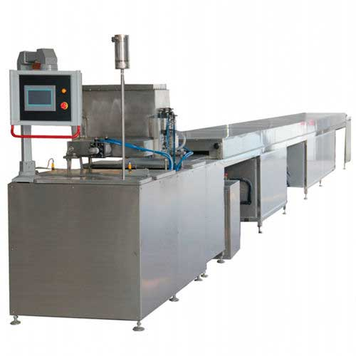 Depositor for the food industry / for chocolate chips QDJ series