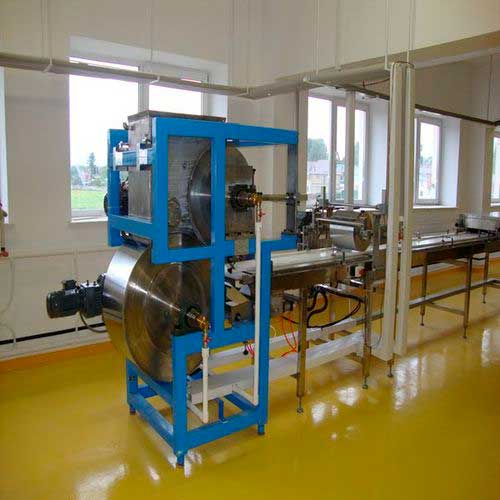 Candy forming line TPX Series