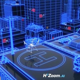 H3 Zoom AI – shelf drone cameras