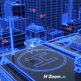 H3 Zoom AI – shelf drone cameras