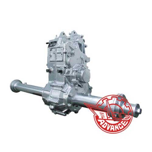 Parallel-shaft gearbox - LQ40/LQ45