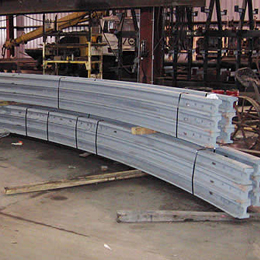 Fabricated and Prefabricated Steel Processing