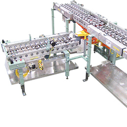 FRICTION ROLLER CONVEYORS