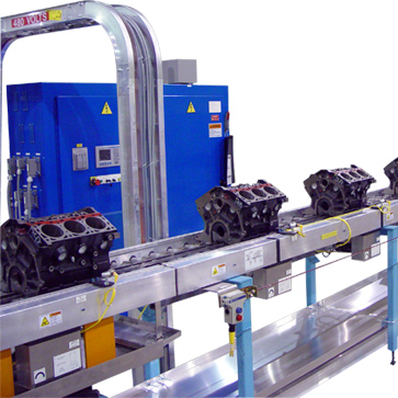 ZONE ROLLER CONVEYORS