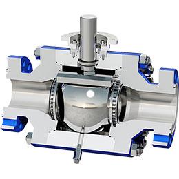 ball valve type ast