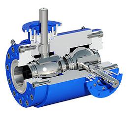 ball valve type tbv