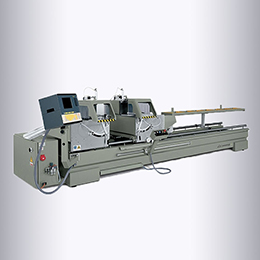 Radial Cutting Double-head Cutting off machine Radial Libra
