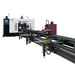 Combination Drilling Cutting Machine CBF 3015W